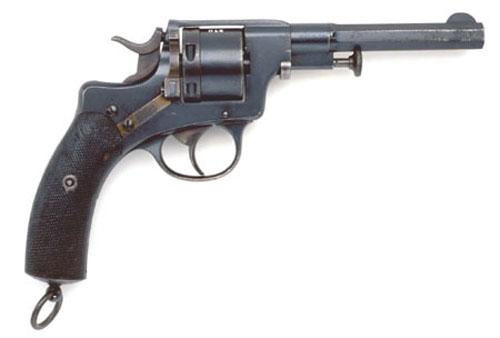 Nagant M 1883