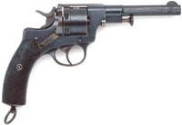 Револьвер Nagant M 1883