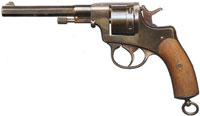 Револьвер Nagant M 1884 Luxemburg