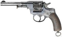 Револьвер Nagant M 1878/1886 / Nagant M 1886