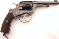 Револьвер Nagant M 1887 / M 1891