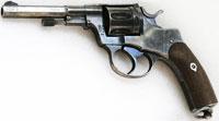 Револьвер Nagant M 1893