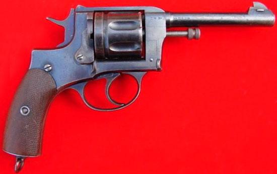 Nagant M 1910