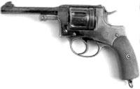 Револьвер Nagant M 1910