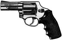 Револьвер Rossi M740