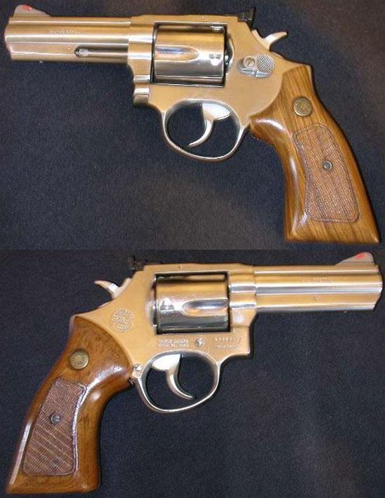 Taurus M 441 с длиной ствола 102 мм