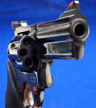 Taurus M608 B4