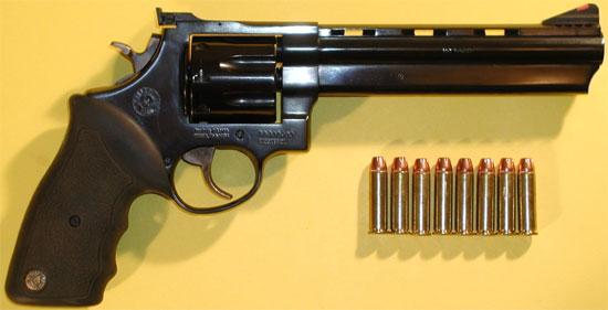 Taurus M608 B6