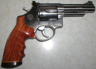 """Taurus M 66 («старая модель») с длиной ствола 76 мм (3"""")"""