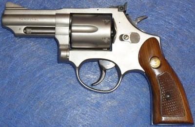 """Taurus M 66 («старая модель») с длиной ствола 64 мм (2.5"""")"""