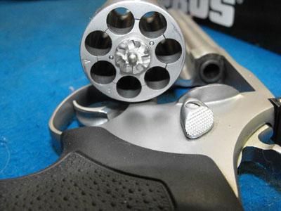 Taurus M 66 («новая модель»)
