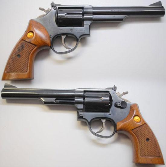 """Taurus M 66 («старая модель») с длиной ствола 152 мм (6"""")"""
