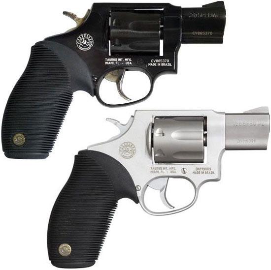 Taurus M 817 B2 UL (сверху) и Taurus M 817 SS2 UL (снизу)