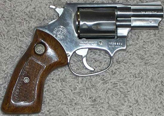 Taurus M 85 «старая модель»