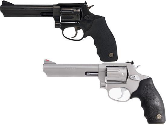 Taurus M 941 B5 (сверху) и Taurus M 941 SS5 (снизу)