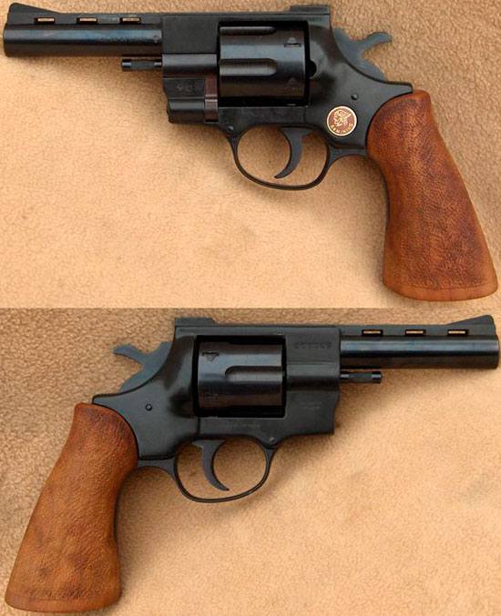 Arminius HW 38 с длиной ствола 102 мм (ранняя модель)