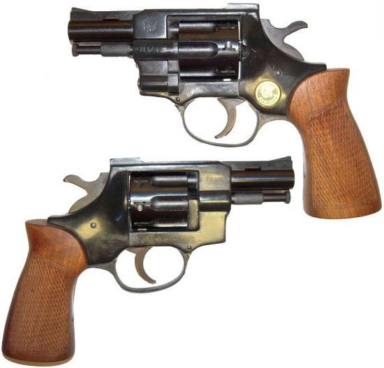 Arminius HW 4 длиной ствола 2.5 дюйма (старая модель)