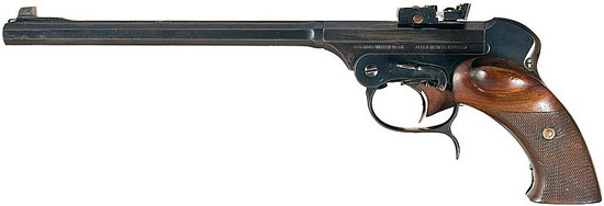 Пистолет Arminius TP-2
