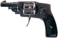 Револьвер модели Arminius Waffenwerk