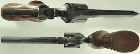 Korth Sport образца 1973 года (вид сверху и снизу)