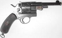 Револьвер Mauser M 1878 No 1 Zig-Zag