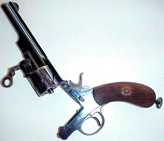 Mauser M 1878 No 2 Zig-Zag при перезаряжании