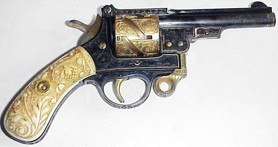 Mauser M 1878 No 2 Zig-Zag с дорогой отделкой