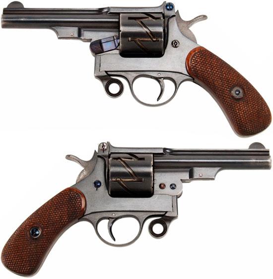 Mauser M 1878 No 2 Zig-Zag калибра 7.6 мм