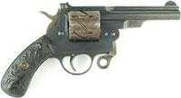 Револьвер Mauser M 1878 No 2 Zig-Zag