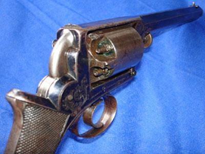 Adams M 1851 (вид сзади)