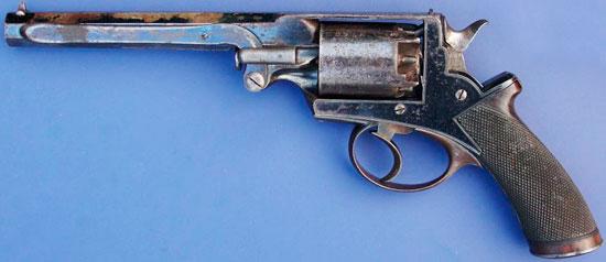 Beaumont-Adams Revolver