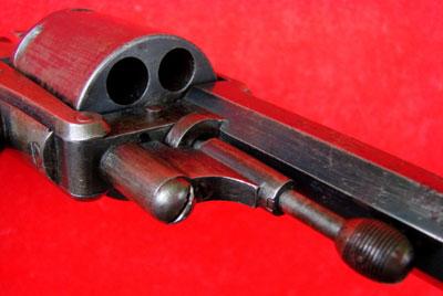 Adams M 1868 Mk III (вид на экстрактор)