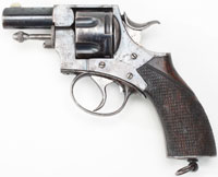 Webley Metropolitan Police / Short Barrelled New Model