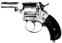 Револьвер Webley № 1 «The Pug»