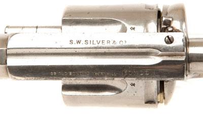 Silver & Fletcher «The Expert» (вид на целик сверху)