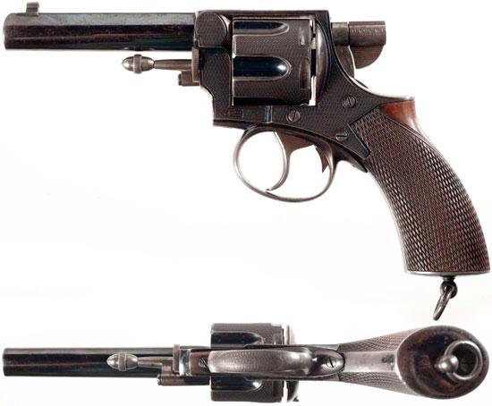 Silver & Fletcher «The Expert» с длиной ствола 114 мм (4.5