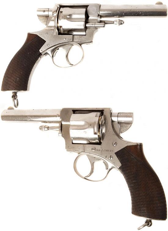 Silver & Fletcher «The Expert» с длиной ствола 121 мм (4.75