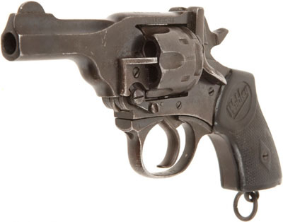 Webley Mk IV Pocket Model