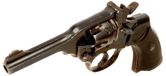 Webley .38 Mk IV