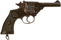Револьвер Webley .38 Mk IV / Mk IV Target Model