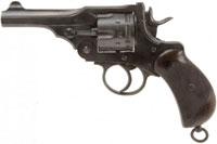 Револьвер Webley Mk I (Mark I)