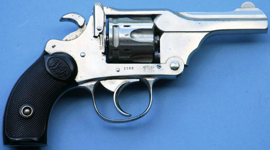 Webley «WP» Pocket Hammer Model