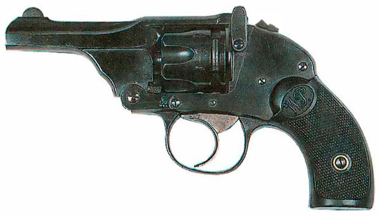 Webley «WP» Pocket Hammerless Model