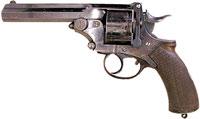 Револьвер модели Webley Pryse