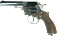 Револьвер Webley RIC № 1 / № 2