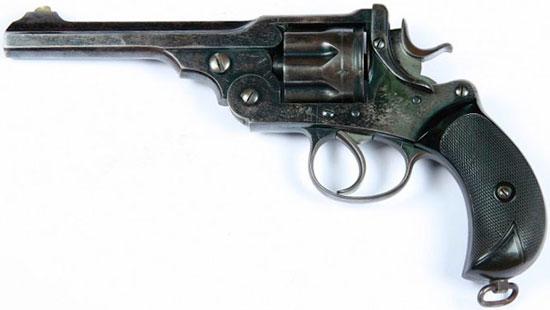 Webley «WG» M 1885
