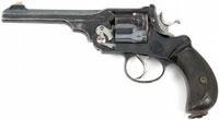 Револьвер Webley «WG» M 1892