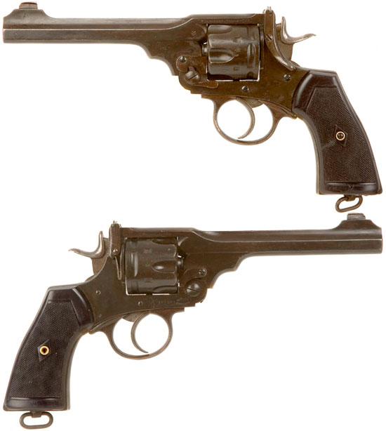 Wilkinson-Webley образца 1911 года