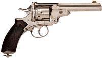 Револьвер модели Wilkinson-Webley