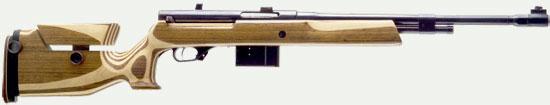 Voere Model 2185 Match (спортивная модель раннего выпуска)